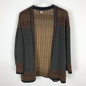 Peruvian Connection Pima Cotton Kimono Sweater